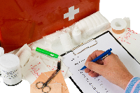 First Aid Checklist